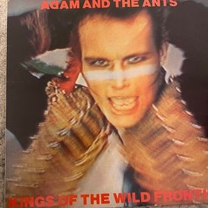 Great condition Adam & the ants vinyl